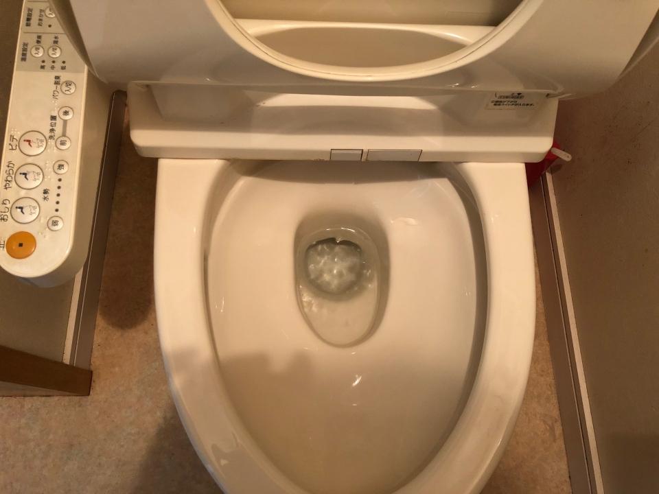 下松市琴平町 トイレつまり除去 ネクストプラン