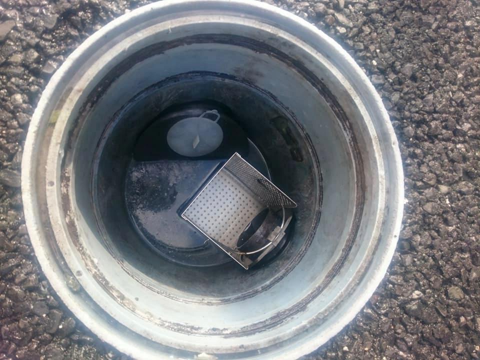 岩国市通津 排水管高圧洗浄 ネクストプラン