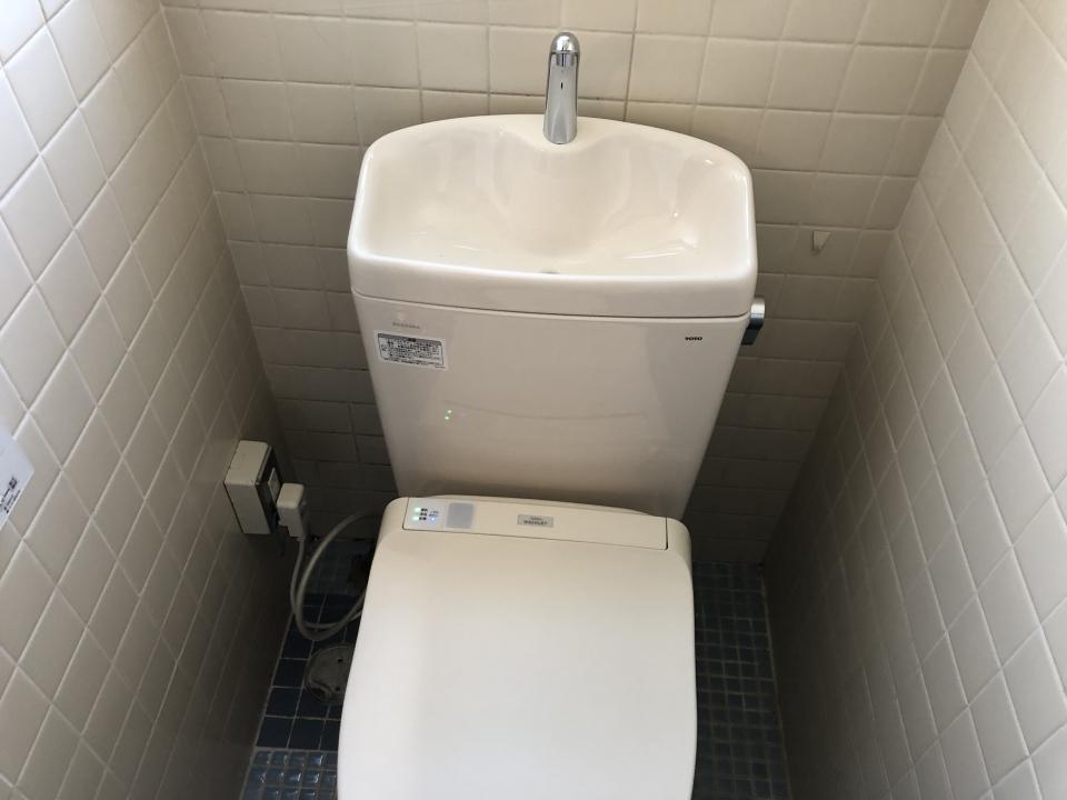 岩国市麻布里町 トイレ修理 トイレリフォーム